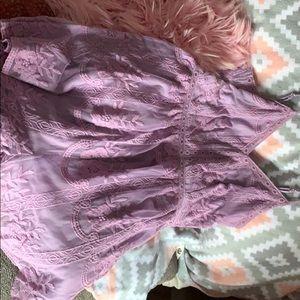 Promesa lace romper - never worn.